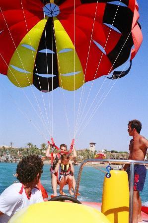 Paloma Grida Resort & Spa: at the water sports