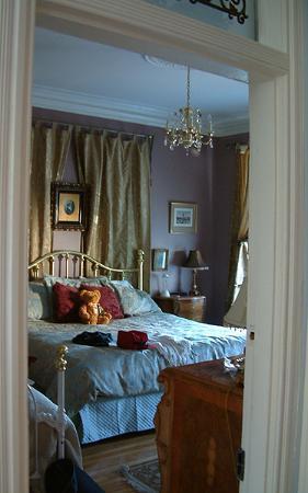 D&D's B&B: Napoleon Room