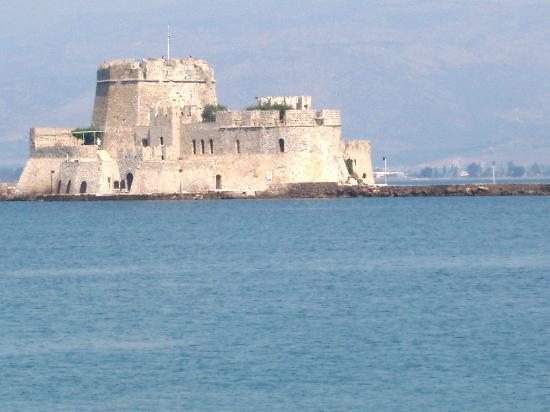 Duits restaurants in Nafplio