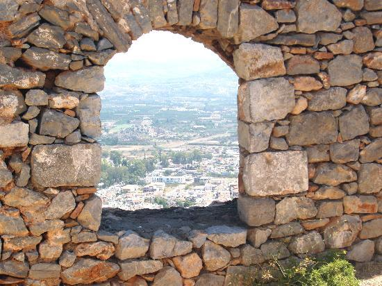 Нафплион, Греция: Palamidi Fortress Nafplion