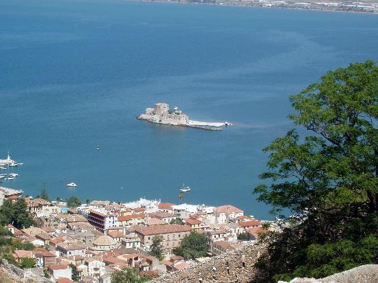 Παραλία Ναυπλίου: Palamidi Fortress Nafplion