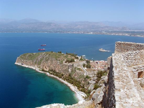 Nauplion Promenade: Palamidi Fortress Nafplion