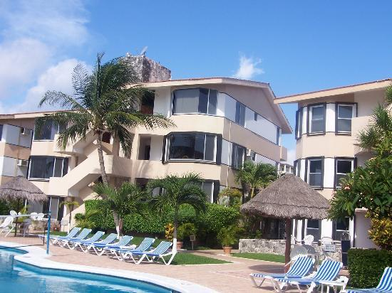 Coral Mar: View of the Condos