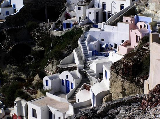 سانتوريني, اليونان: Oia view