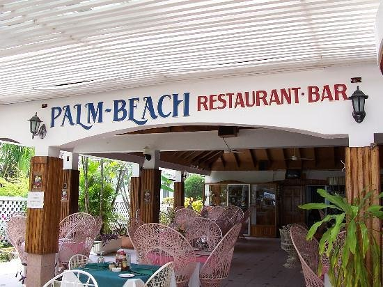 Negril Palms Hotel: Negril Palm Beach Restaurant