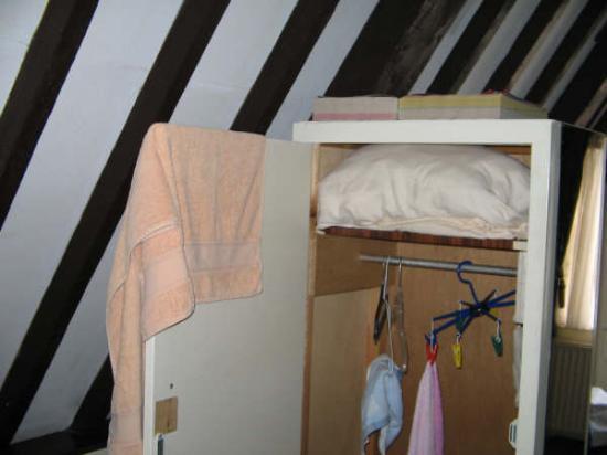 Prinsenhof: Our little closet