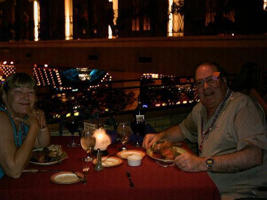 orleans casino prime rib loft