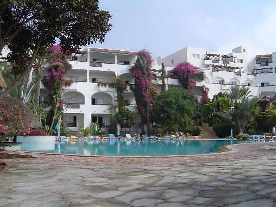 Hotel Riu Tikida Beach: Swimming Pool