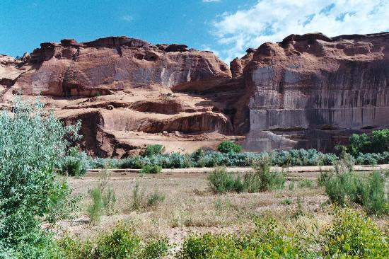 Canyon de Chelly National Monument: Canyon de Chelly
