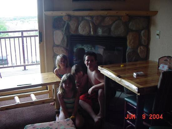 Great Wolf Lodge : cool room now for the fun