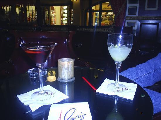 Here come the margaritas     - Picture of Paris Las Vegas