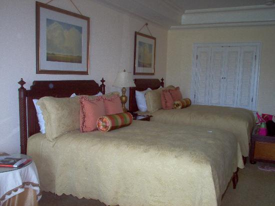 The Sanctuary Hotel at Kiawah Island Golf Resort: Our Room