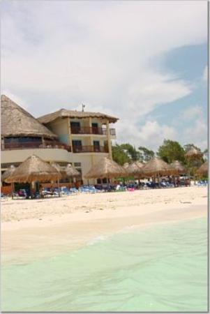 The Reef Coco Beach: View from the Water
