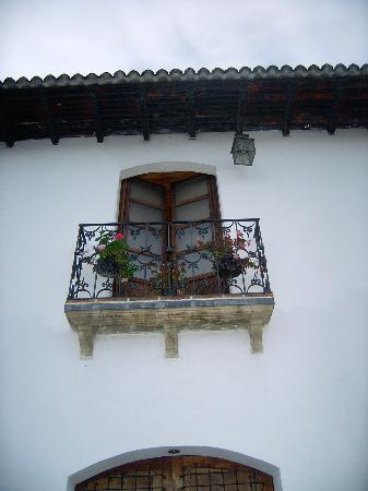 Hotel Posada de Don Rodrigo: Window of one room