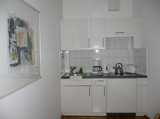 art'appart - berlin suiten: Kitchen corner
