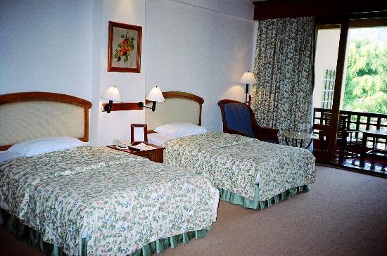 Belle Villa Resort Chiang Mai: The rooms are surprisingly comfitable and spacious.