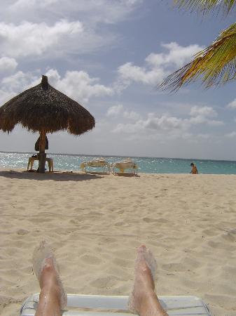 Bucuti & Tara Beach Resort Aruba: Relaxing at Bucuti Beach Resort