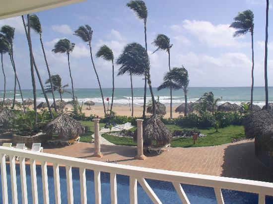 Excellence Punta Cana: View from our balcony