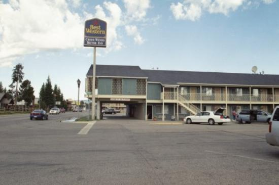 Crosswinds Inn: Best Western Crosswinds Motor Inn