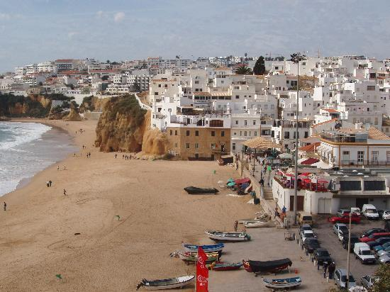 Hotel Sol e Mar: Beach