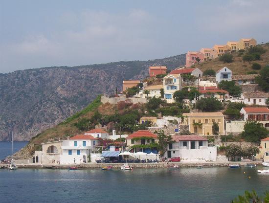 Kefalonia, Griechenland: Assos