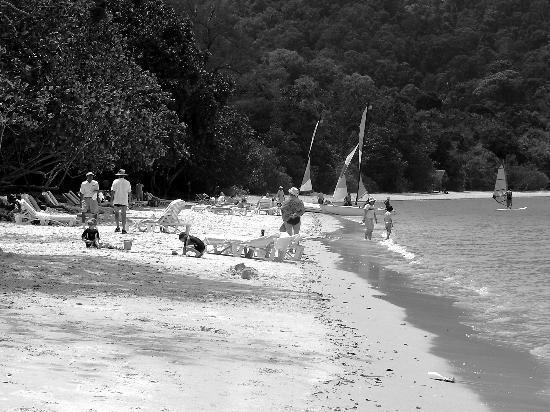 ذي أندامان لانجكاوي: Andaman Beach
