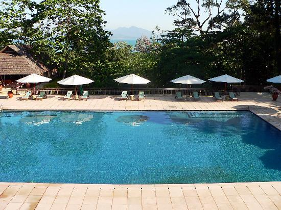 The Datai Langkawi: The pool