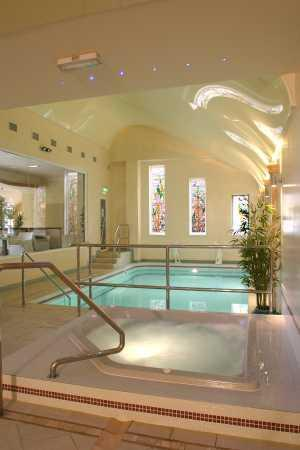 Clifton Park Hotel: New Swimming Pool