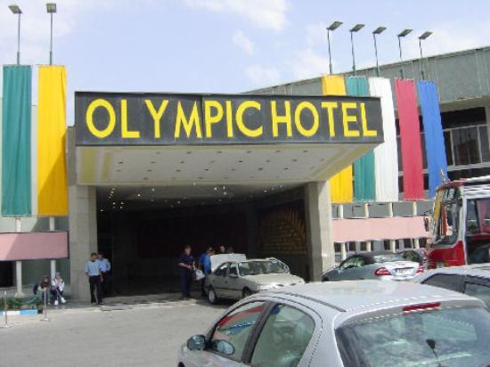 Olympic Hotel : Welcome