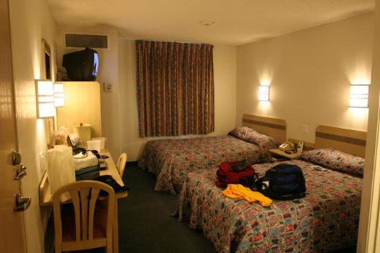 Motel 6 Orlando International Drive: room