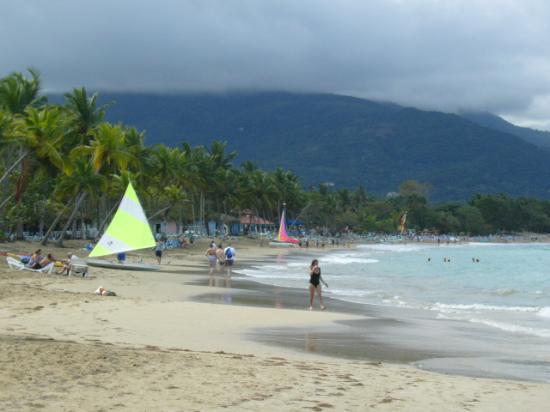 Grand Paradise Playa Dorada View Of Beach From Resort