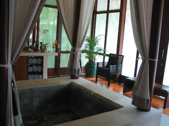 Four Seasons Resort Bali at Sayan: Spa Villa