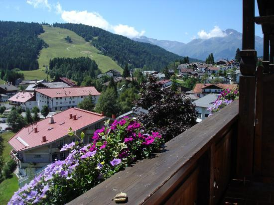 Seefeld in Tirol, Österreich: Room with a view!