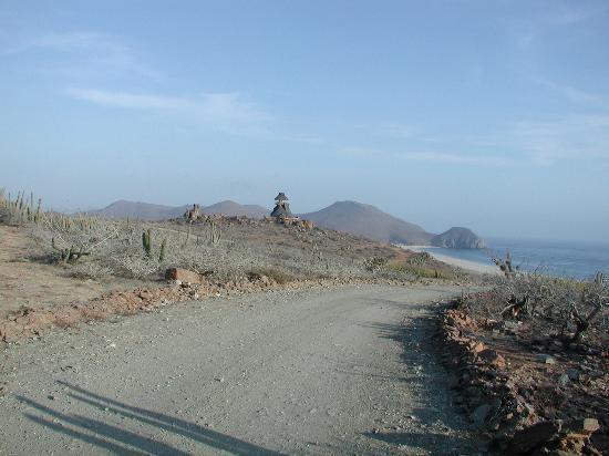 Todos Santos, Messico: Oceanside Hike