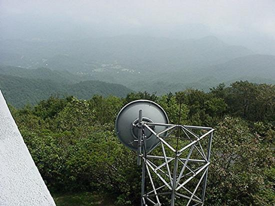 Brasstown Bald: View From The Summit