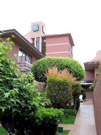 Hotel Horizon Morelia : Hotel Garden