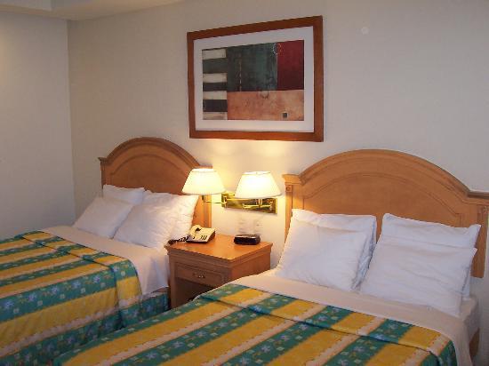 Hotel Horizon Morelia : Rooms Hotel