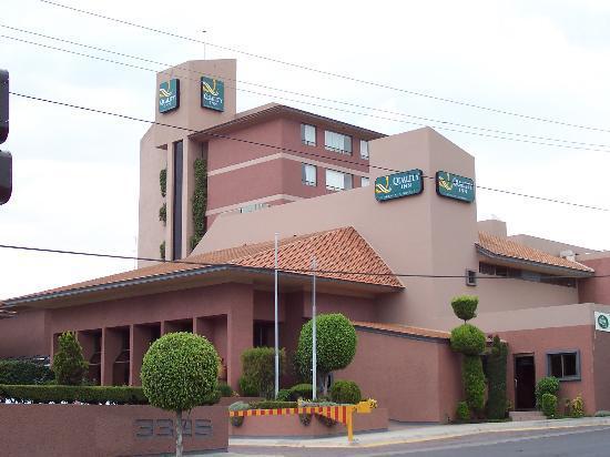 Hotel Horizon Morelia : Hotel Quality Inn Horizon Morelia