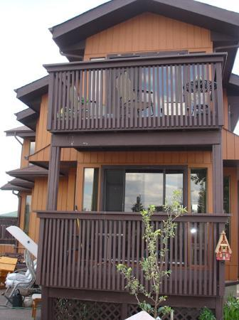 City View Bed And Breakfast: B&B Calgary city view