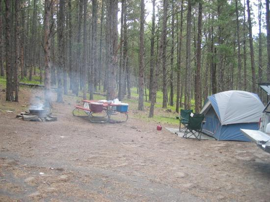Horse Thief Campground Photo