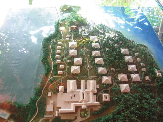 Paradisus Rio de Oro Resort & Spa: resort layout
