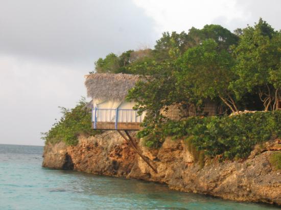 Paradisus Rio de Oro Resort & Spa: Massage Hut