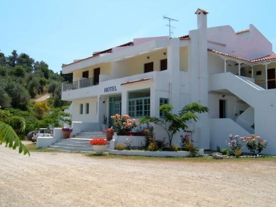 troulos bay hotel skiathos greece reviews photos
