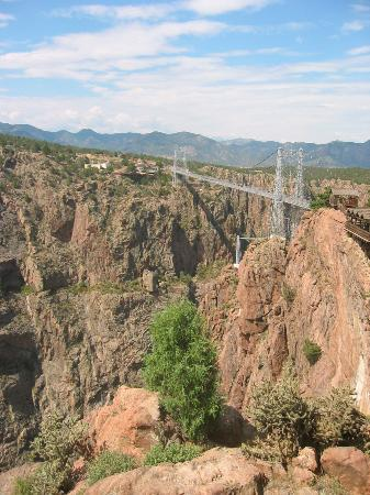 Royal Gorge Bridge and Park: bridge