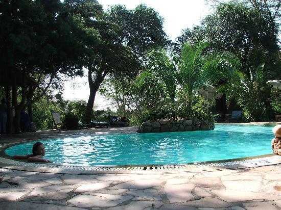 Sarova Mara Game Camp: Pool