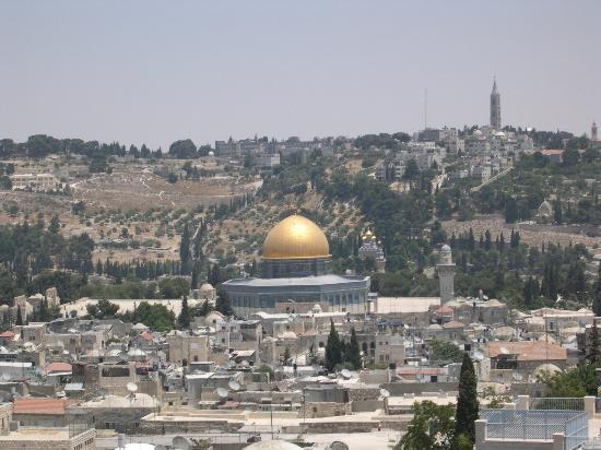 The King David: Dome on the Rock