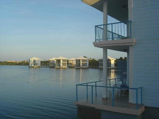 Melia Cayo Coco: lagoon rooms at MCC