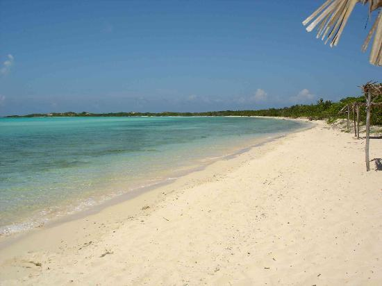 Melia Cayo Coco: Flamingo Beach - on Cayo Coco