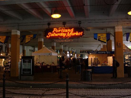 Foto de Portland Saturday Market
