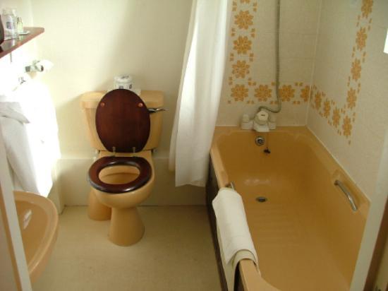 Best Western George Hotel: Bathroom